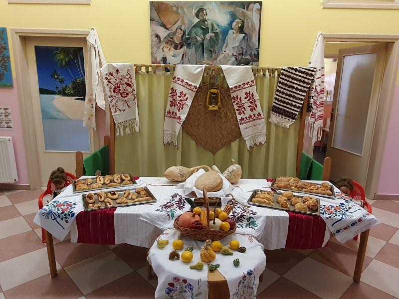 Dani kruha u Dječjem vrtiću Svetog Josipa u Granešini
