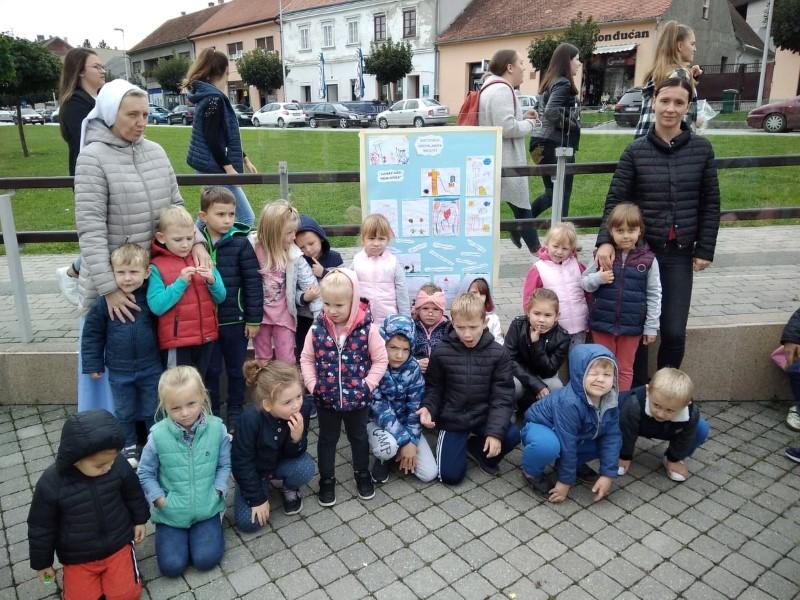 ''Ljubav djeci prije svega''- Dječji tjedan u Križevcima