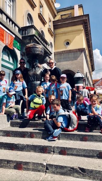 TRADICIONALNI IZLET PREDŠKOLACA U ZAGREB