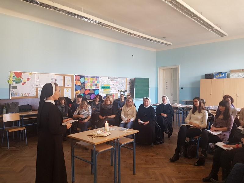 JESENSKA KATEHETSKA ŠKOLA ZA ODGOJITELJE U VJERI U PREDŠKOLSKIM USTANOVAMA 2017.