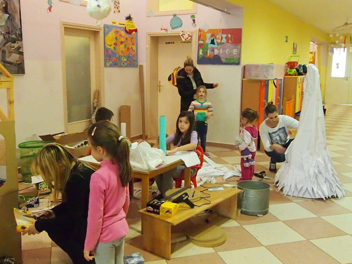 Radionice u dječjem vrtiću Svetog Josipa