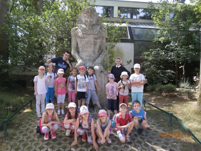 Izlet predškolaca u Zoološki vrt